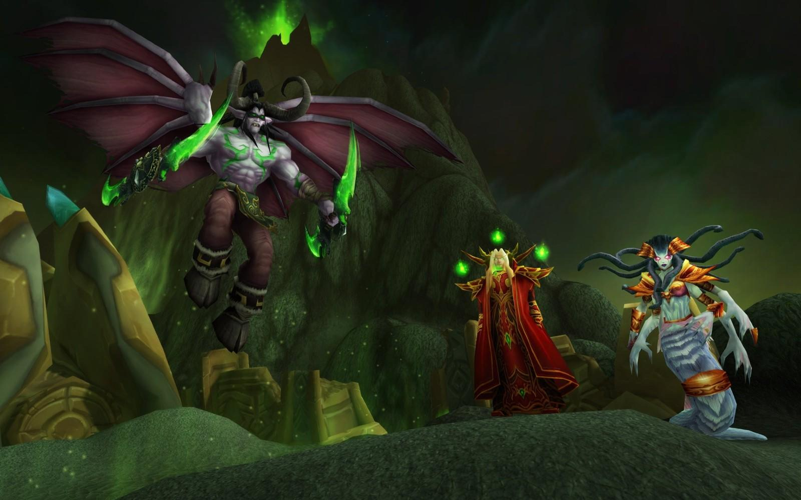 'World of Warcraft: Burning Crusade Classic' comes out later this year