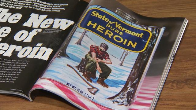 Vermonters speak out on Rolling Stone Heroin image
