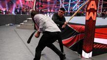 Rache nach Augen-Eklat: Mysterios Sohn trumpft bei WWE auf