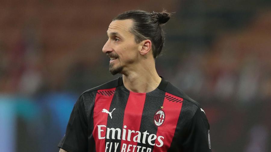 Zlatan hizo un cambio rotundo de look y dejó boquiabierto al mundo entero