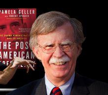 Bolton is a fan of Islamophobe activist Pamela Geller