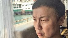 Joe Tay feels helpless over situation at the PolyU