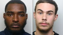 Pair who killed talented athlete as he was on his way to watch Arsenal jailed