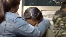 La mamá de Yalitza Aparicio acosada por la prensa a su regreso a México