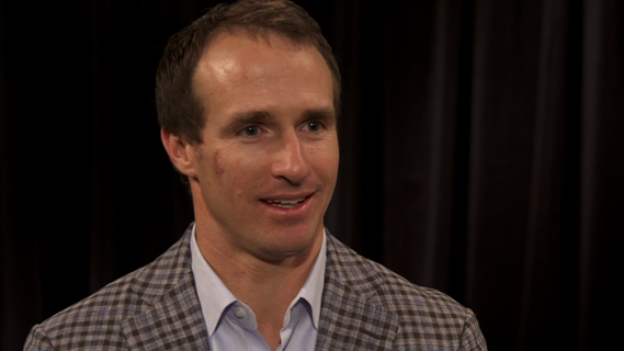 Drew Brees on why size doesn't matter