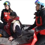 VIDEO: China Peak's Ski Patrol
