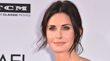 Courteney Cox is binge-watching 'Friends': 'I don't remember even being on the show'