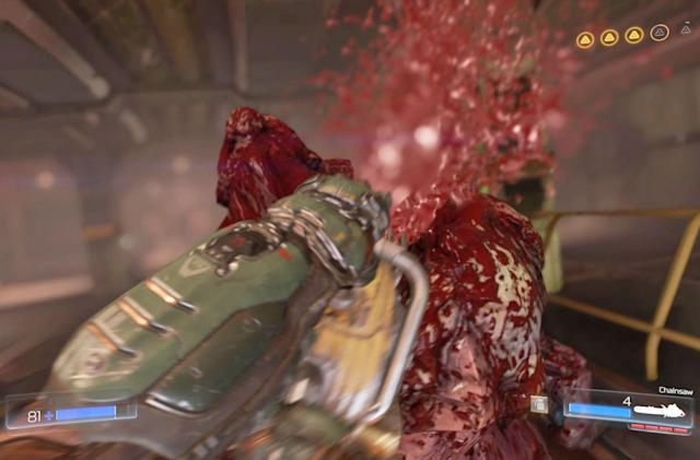 Play Doom's premium maps for free (if your friends bought them)