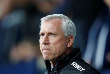 Manager Pardew leaves rock-bottom West Brom