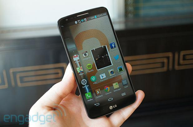 Sprint opens LG G2 pre-orders ahead of November 8th release