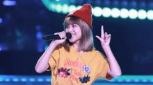"""Stella Seah eliminated from """"Sing! China"""""""