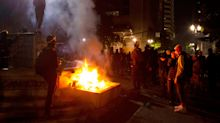 When Black Lives Matter protests turn violent, Donald Trump gets just what he wants