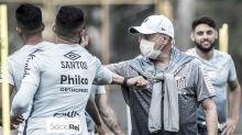 Jesualdo conta como conduziu o elenco após ações de Éverson e Sasha contra o Santos: 'Muita coisa em jogo'