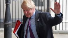 British reject May's Brexit plan, some turn to Boris and far right: poll