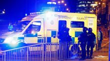 Police numbers stepped up around Britain in wake of Manchester terror attacks