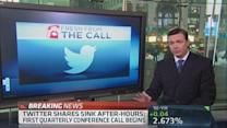 Twitter's user growth worrisome: Trader