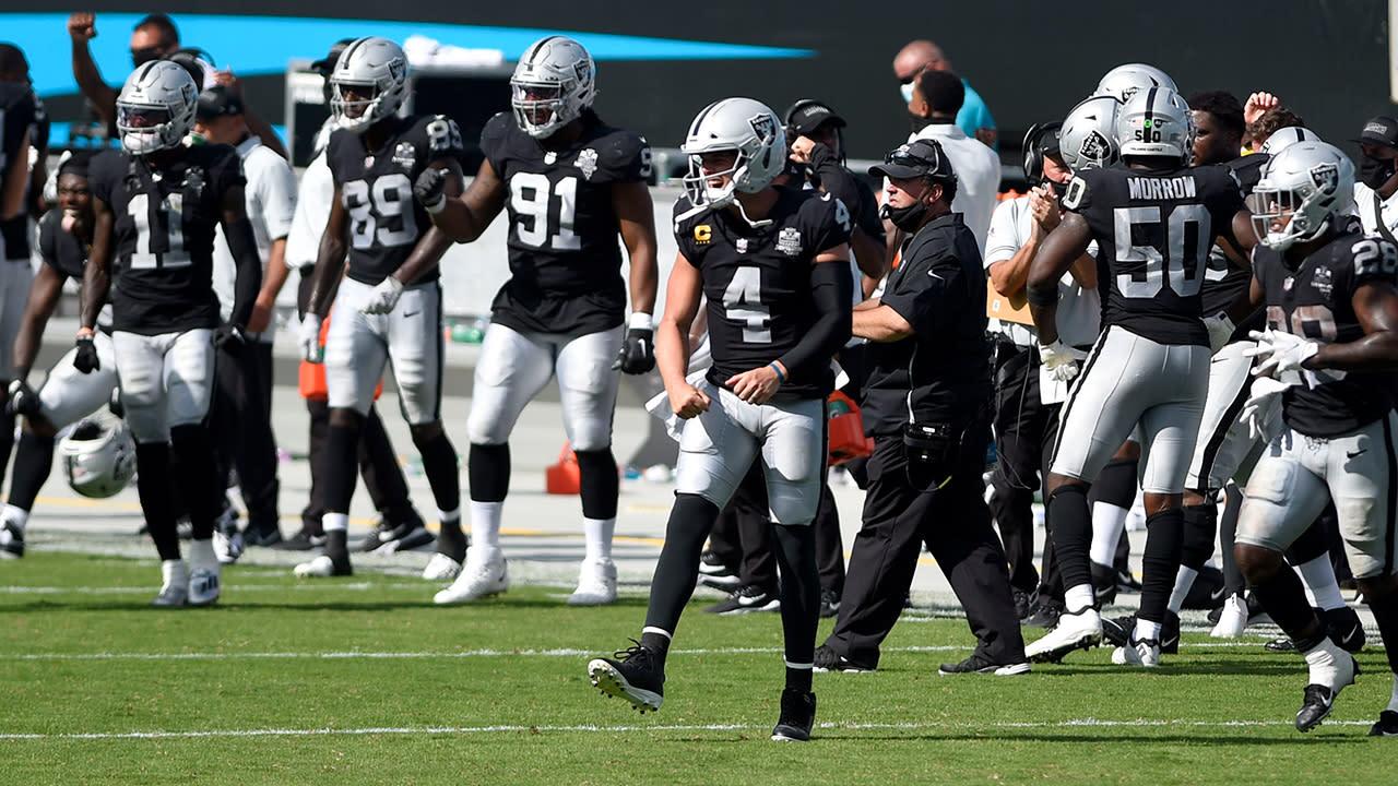 Raiders-Saints odds, predictions: Betting lines, picks for NFL Week 2