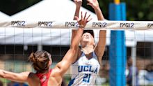 Beach volleyball claims 3-0 sweep over Arizona in 2nd day of Pac-12 championship