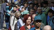 Weekly Jobless Claims up More Than Expected