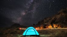 Double meteor showers will light up the night sky next week