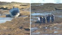 Three men die after boat capsizes south of Sydney