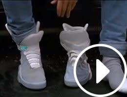 Laçage Retour Futur 2Les En À Automatique Vers Nike Bientôt Le RA54jL