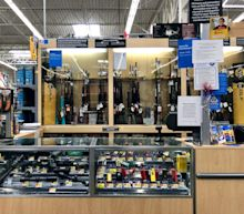 Walmart is removing guns and ammo from shelves and display cases in all stores as a precaution amid 'civil unrest'