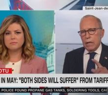 Larry Kudlow on Trump's 'Second Thoughts' Remarks: 'He Didn't Exactly Hear the Question'