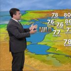 AccuWeather Forecast: Summer spread today