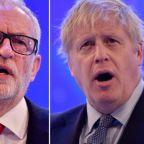 Election debate live: Boris Johnson challenged over 'selling off' NHS, as Corbyn interrogated over Brexit in TV showdown