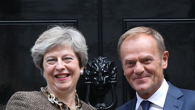 EU Gives Theresa May 10-Day Deadline Over Brexit Concessions