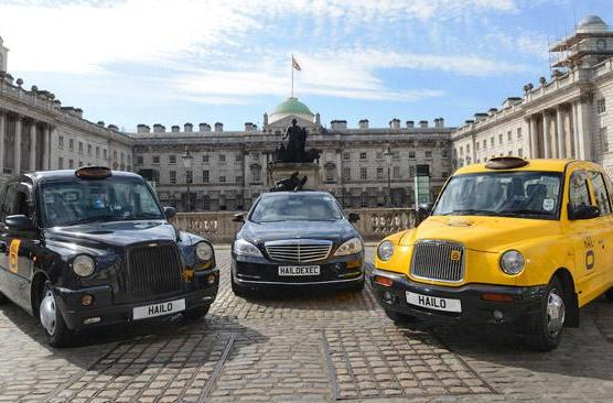 Hailo's app now lets you pay for cabs you've flagged on the street