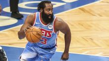 Harden puts up historic numbers in Nets debut