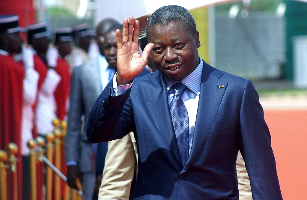 Togolese President Faure Gnassingbe pledged in November to talk with opposition groups but has kept silent on the matter since then