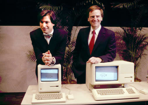 Former Apple CEO John Sculley: Steve Jobs sold experiences, not products