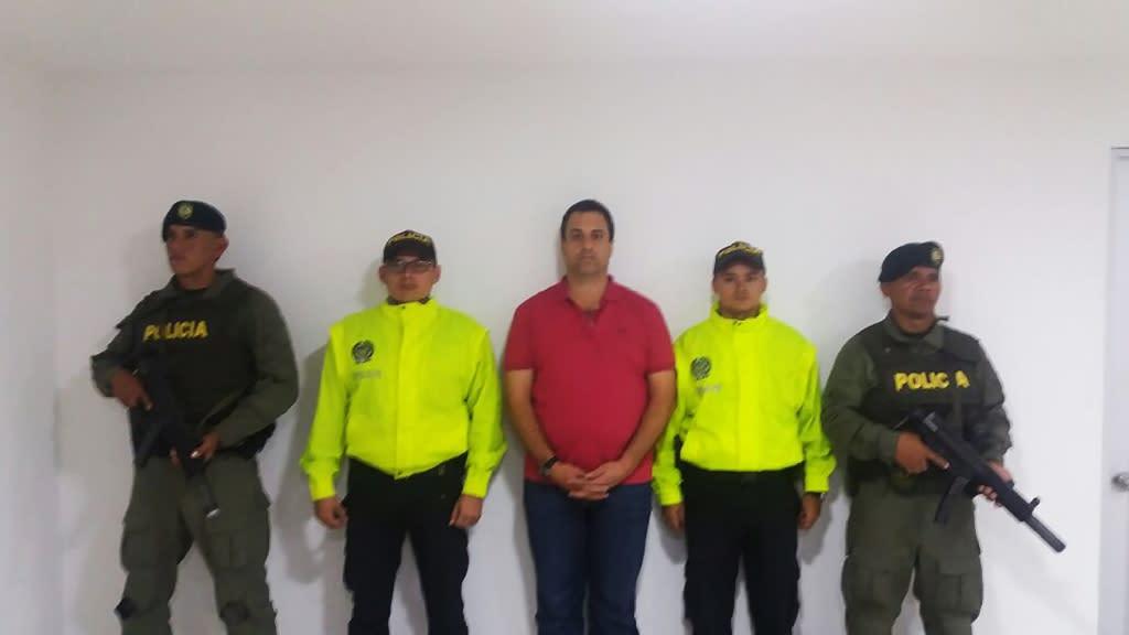 Colombia to extradite Panama drug-money suspect to US