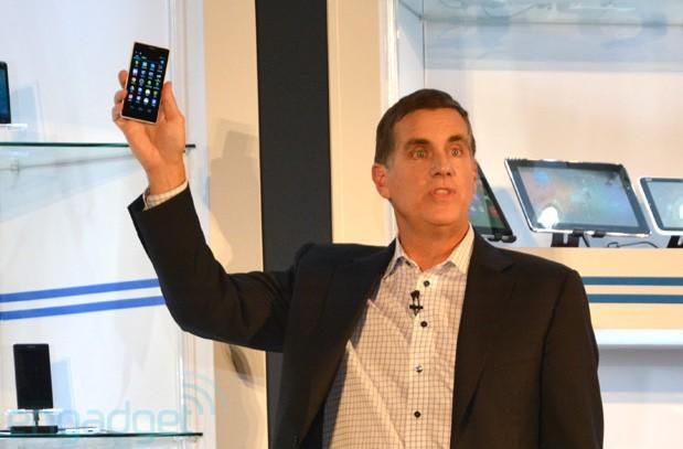 Intel reveals Merrifield processor in new smartphone reference design, promises 'integrated sensor hub'