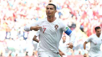 Ronaldo scores again, secures key Portugal win