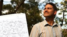 'It seemed the only option': R U OK? Day founder shares his own haunting suicide note