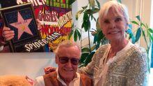 La bonita historia de amor de Stan Lee
