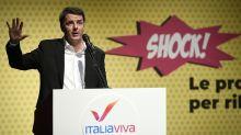 L'appello di Renzi per scongiurare le elezioni anticipate