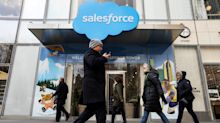 There are three pillars of digital transformation: Salesforce Co-CEO