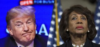 Trump to Waters: 'Be careful what you wish for Max!'