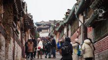 首爾韓屋村每日5萬遊客 居民叫苦請人自救