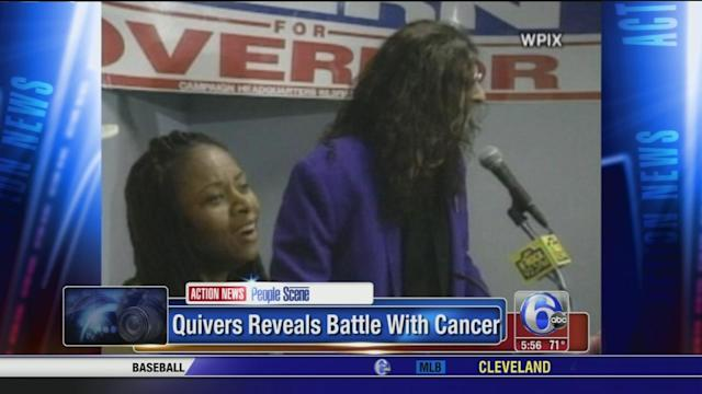 Howard Stern's sidekick Robin Quivers' battle with cancer