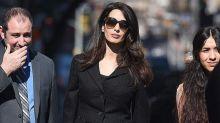 Amal Clooney la embarazada más glamorosa