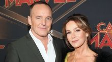 Agents of SHIELD's Clark Gregg and Dirty Dancing's Jennifer Grey are divorcing after 19 years together