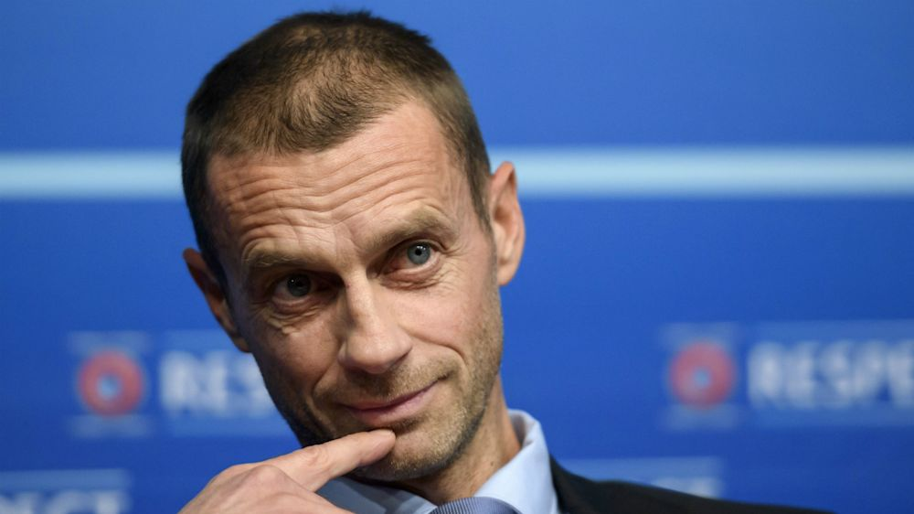"""L'UEFA apre alla chiusura anticipata del calciomercato, il presidente Ceferin: """"Favorevole"""""""