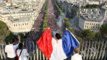 Victoire des Bleus: comment va se passer leur descente des Champs-Elysées