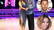 Strictly's Karen Clifton begged Jamie Redknapp to 'keep wife Louise away from husband Kevin'